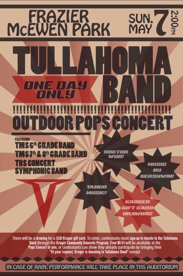 Pops Concert Flyer